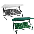 """84""""x48""""x7.1"""" Garden Swing Chair Canopy Spare Patio Cover Waterproof Replacement"""