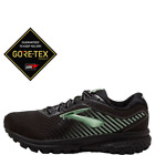 Brooks Ghost 12 Goretex Women's Warm Winter Running Shoes Black 2019-1202991B010