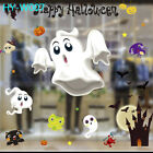 Halloween Ghost Wall Stickers Door Window Stickers Home Festival Party Decors