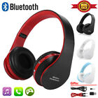 Foldable Wireless Bluetooth Gaming Headphone Headset with Mic for Sony PS4