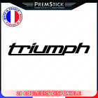 Stickers Triumph - Sticker Motorcycle, Two Wheels, Scooter, Helmet ref9 $87.5 AUD on eBay
