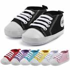 Shoes Lovely Newborn Baby Boy Girl Shoes Simple Solid Canvas Anti-slip Comfortab