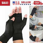 Copper Fit Arthritis Compression Gloves Hand Support Joint Pain Relief 1 pair $6.18 USD on eBay