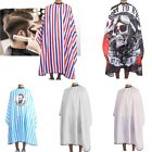 Professional Cutting Hair Haircut Salon Barber Cape Hairdressing Apron Wrap Gown