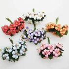 10 Pc/set Handcraft Artificial Flowers Stamen Sugar Wedding Party Decoration Wre