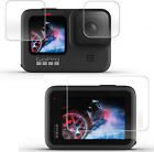 Tempered Glass Screen Protector Camera Protector For GoPro Hero 9 8 7 Black 6 5