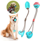 Multifunction Pet Toy Suction Cup Dog Tug Rope Ball Tooth Training Playing Toys