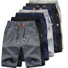 Used, Summer Men's Casual Comfy Shorts Baggy Gym Sport Jogger Sweat Beach Pants Lot for sale  Shipping to Ireland