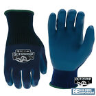 HEAVY DUTY 13g LATEX PALM LIGHT WEIGHT Safety Work Gloves GRIP Electrical Carpen