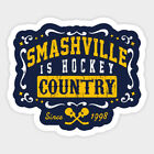 Nashville Predators Vinyl sticker for skateboard luggage laptop tumblers car f $5.99 USD on eBay