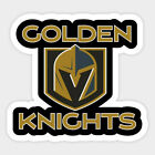 Vegas Golden Knights sticker for skateboard luggage laptop tumblers car (d) $7.99 USD on eBay