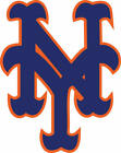New York Mets vinyl sticker for skateboard luggage laptop tumblers (d) on Ebay