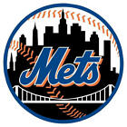 New York Mets vinyl sticker for skateboard luggage laptop tumblers (j) on Ebay