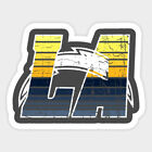 Los Angeles Chargers vinyl sticker for skateboard luggage laptop tumblers car g $1.99 USD on eBay