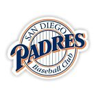 San Diego Padres vinyl sticker for skateboard luggage laptop tumblers  d on Ebay