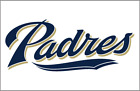 San Diego Padres vinyl sticker for skateboard luggage laptop tumblers car f on Ebay