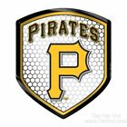 Pittsburgh Pirates vinyl sticker for skateboard luggage laptop tumblers car d on Ebay