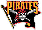 Pittsburgh Pirates vinyl sticker for skateboard luggage laptop tumblers car a on Ebay