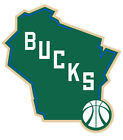 Milwaukee Bucks sticker for skateboard luggage laptop tumblers  (d) on eBay