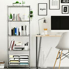 5-Tier Wooden Bookcase Bookshe...