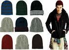 AERO AEROPOSTALE Mens logo Knit Winter Hat Beanie Cap Ski Toque Multiple Styles~ $7.96 USD on eBay