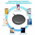 Wireless Single/Dual Fast Charger Phone Charging Pad For Samsung S8 S9 S10 S20+