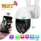 Mini WiFi IP Camera 1080P HD 18 Lights Cloud Storage Pan/Tilt IR Outdoor Camera