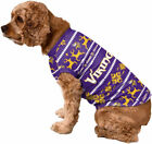 Minnesota Vikings Dog Family Holiday Sweater $20.99 USD on eBay