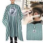 Hair Cutting Cape Pro Salon Hairdressing Hairdresser Gown Barber Cloth Apron Top