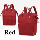 Mummy Maternity Nappy Diaper Bag Large Capacity Baby Travel Backpack Tote  ~ ~