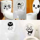 Bathroom Wall Stickers Toilet Home Decoration Removable