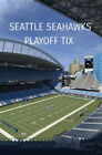 (9) Seattle Seahawks Playoff Tickets 2020 TBD Game 1 - Covered Aisle Seats $4995.0 USD on eBay