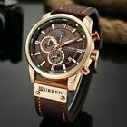 CURREN Men's Luxury Wrist Watch Sport Automatic Watch Fashion Watch Watches Gift image