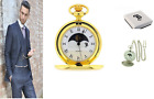 Boxx Pocket Men's Watch Pocket Watch on 14 Inch Chain  image