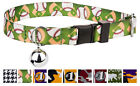 Country Brook Petz® Cat Collar - Sports and Athletics Collection