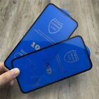 2-Pack For iPhone 11 Pro Max 12 XS XR 8 FULL 10D Tempered Glass Screen Protector