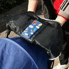 Stroller Warm Gloves Windproof And Cold Plus Plush Thick Handle Baby Gloves New