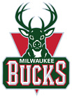 Milwaukee Bucks sticker for skateboard luggage laptop tumblers  (c) on eBay
