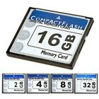 2/4/8/16/32GB High Speed CF Memory Compact Flash Card for Digital Camera Laptop