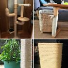 3/5/10M Sisal Rope Furniture Protector Cat Scratching Post Replacement Hemp Rope