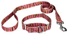 Country Brook Design® Pink Waterfowl Camo Martingale Dog Collar & Leash