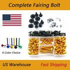 CNC Fairing Bolt Kit Bodywork Screw Nuts For Triumph Daytona 675 2006-2014 $26.09 USD on eBay
