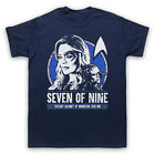 STAR TREK SEVEN OF NINE ADJUNCT UNIMATRIX ZERO ONE BORG ADULTS & KIDS T-SHIRT on eBay