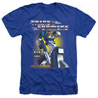 "Buy ""Transformers Heather T-Shirt Soundwave Royal Tee"" on EBAY"