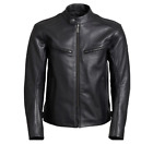 Triumph Motorcycles Mens Copley Leather Jacket MLHS19102 $495.0 USD on eBay