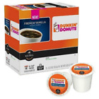 Dunkin' Donuts French Vanilla Coffee K-Cups for Keuring K Cup Brewers