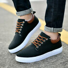 Mens Women Trainers Shoes Flat Loafers Lace Up Slip On Summer Pumps Retro Shoes
