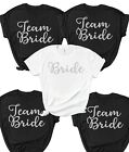Hen Party T Shirts BM5 Bride To Be Bridesmaid Brides Squad Hen Do Wife Team Tees