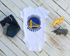 Golden State Warriors Gerber Baby Onesie: Available in 5 sizes on eBay