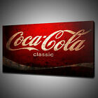 COCA COLA MODERN DESIGN CANVAS PICTURE PRINT WALL HANGING ART HOME DECOR £19.79  on eBay